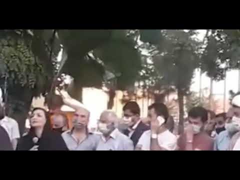خراب شدن ترفند تریبون بر سر آخوندها - سیرک انتخابات