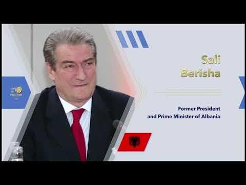 Message of Sali Berisha, former President of Albania, to the FreeIran Global Summit – July 17, 2020