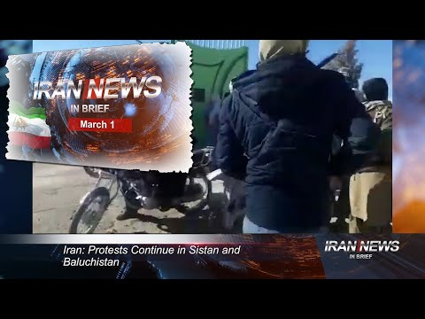 Iran news in brief, March 1, 2021