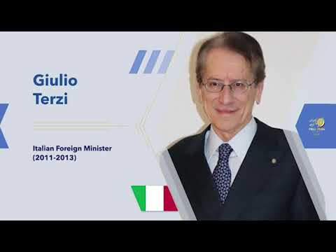 Former Italian Foreign Minister Giulio Terzi's remarks to the Free Iran Global Summit– July 19, 2020