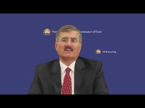 NCRI Webinar: Ali safavi - April 24, 2020