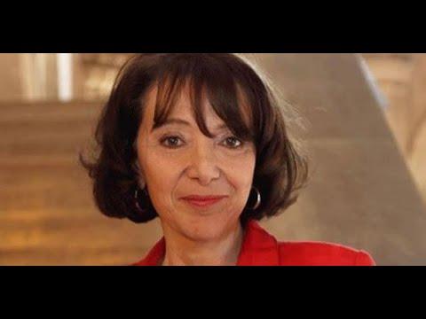 Dominique Attias speaks to conference calling for 1988 massacre accountability