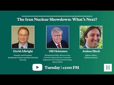 The Iran Nuclear Showdown: What's Next?