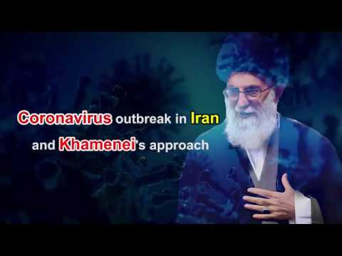 Coronavirus outbreak in Iran and Khamenei's approach