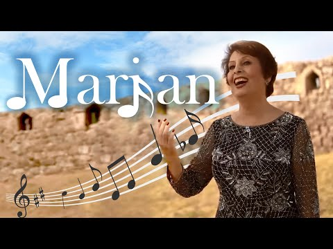 Marjan, renowned Iranian artist & singer & great supporter of freedom in Iran & PMOI/MEK passed away