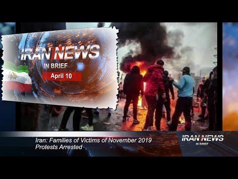 Iran news in brief, April 10, 2021