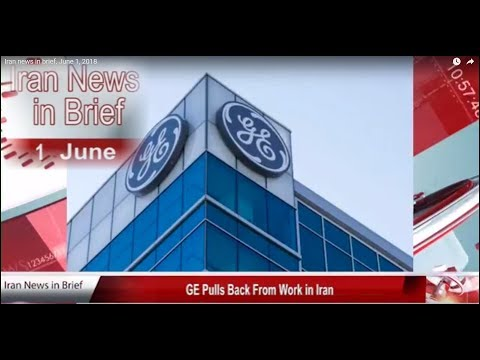 Iran news in brief, June 1, 2018