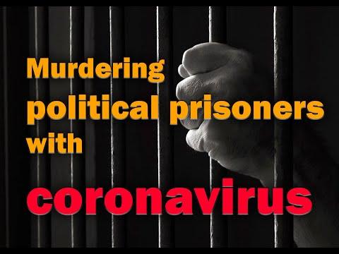 Iran coronavirus outbreak: Tehran is murdering political prisoners with COVID-19