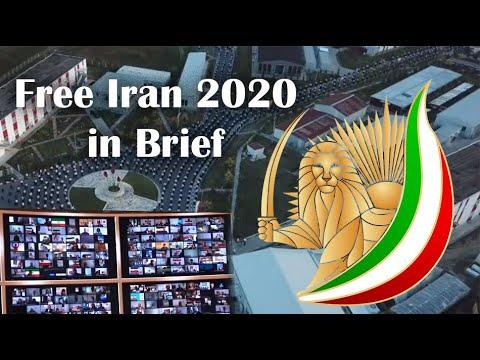 Free Iran Global Summit 2020 in breif