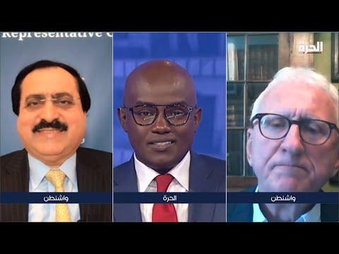 Alhurra TV interview with Amb Bob Joseph, Alireza Jafarzadeh on Iran