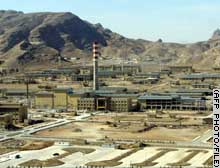 Iran-Nuclear: Secret nuclear site in Isfahan region