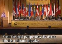 Video: Mrs. Rajavi speaks at International Jurists Conference