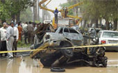 Ahwaz bombings falsely blamed on the Mojahedin
