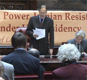 Iran Hardliners in power – Iranian Resistance and EU policy under UK Presidency
