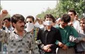 """Maryam Rajavi hails """"heroic uprising"""" by people of Saqez – Iran"""