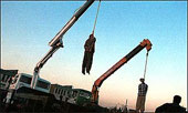 Six hangings, three death verdicts in two days