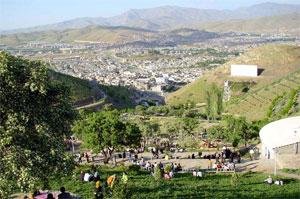 Demonstration in Sanandaj Iran – two children killed