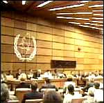 Iran-Nuclear: UN nuclear body passes EU resolution on Iran