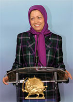 Maryam Rajavi: Young generation should take lead in opposition to Iran regime