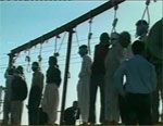 Iran-Executions: 4 Youths aged 22 to 27 years hanged in public in one week