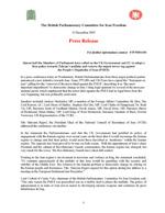 Iran-UK: Remove PMOI from Terror list – British Parliamentarians