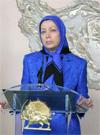 Iran-Women: Mrs. Rajavi urged New York conference to defend Iranian women's rights