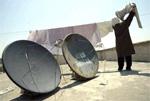 Iran cleric protests shutdown of satellite TV