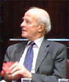 Answer to Iran regime's threats is support to its opposition – Lord Taverne