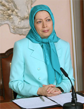 Rajavi: Only solution for Iran is democratic change with Iranian people and Resistance