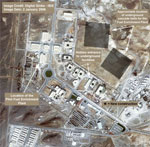 Iran extends nuclear plant in secret