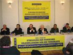 Iran: 1,200 German parliamentarians, jurists urge de-proscription of PMOI