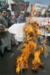 Iran: Tehran accused of stoking cartoon clash