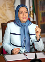 Maryam Rajavi – Women's role in a solution to Iran's problem