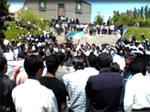 Iran: Zanjan University students protest