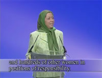 Video: Women's key role against fundamentalism