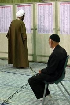 Iran: Nationwide boycott of Election Continue (Tehran, 3:00 p.m.)