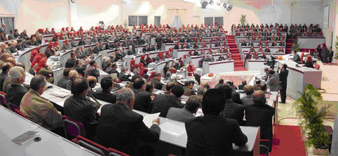 Two-day plenary session of National Council of Resistance of Iran ratified