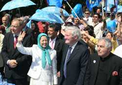 Maryam Rajavi: Europe must recognize the Iranian Resistance for democracy