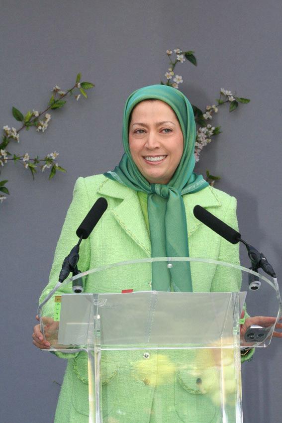 Maryam Rajavi's New Year message to Iranians