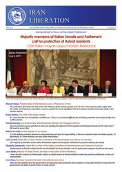 Camp Ashraf in focus at the Italian Parliament
