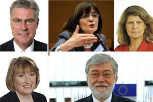 Leading Socialist MEPs call for the release of Camp Ashraf hostages