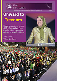 Iran Liberation, Special issue June 2013