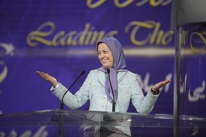 Iranian opposition: Maryam Rajavi International Women's Day speech