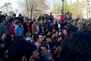 Iran: 80 women arrested in clashes with police in Tehran on International Women's Day