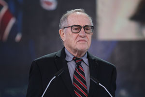 Video – Alan Dershowitz: US must protect Camp Liberty from 'genocidal' Iranian regime