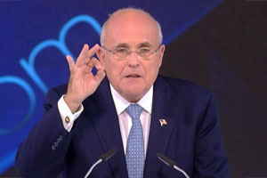 Video – Rudy Guiliani: Only solution to end bloodshed in Iraq is toppling Iranian regime