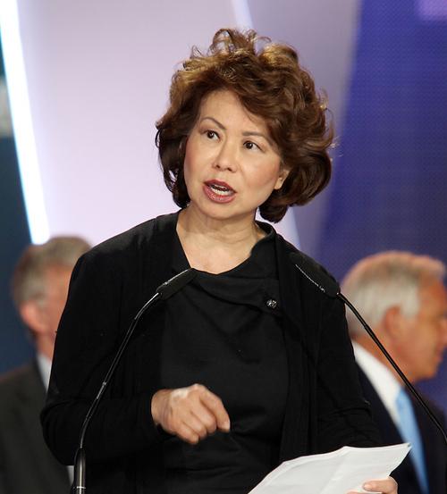 Elaine Chao: Iran is penalizing women