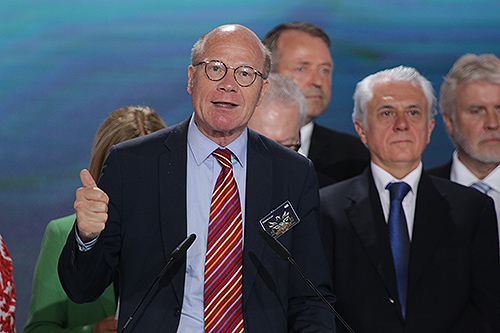 Finnish politician: Regime change needed in Iran