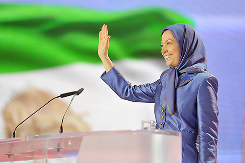 US Congressional Record publishes Maryam Rajavi's remarks in Iran Freedom rally