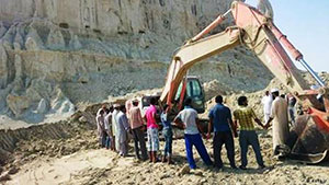 Like ISIS: Iran's IRGC is destroying 3000-year-old site
